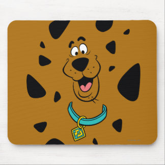 Scooby-Doo Camouflage Mouse Pad