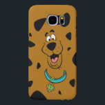"Scooby-Doo Camouflage Samsung Galaxy S6 Case<br><div class=""desc"">Check out Scooby-Doo within camouflage of his own brown and black spots marking.</div>"