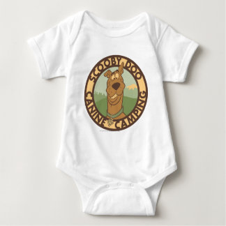 """Scooby Doo """"Canine Camping"""" Baby Bodysuit"""