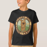 """Scooby Doo """"Canine Camping"""" T-Shirt"""