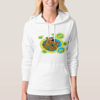 Scooby-Doo Circles SD Badge Hoodie