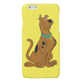 Scooby Doo | Classic Pose Glossy iPhone 6 Case