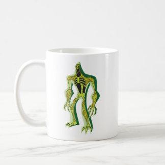 Scooby-Doo! Create-A-Monster Classic White Coffee Mug