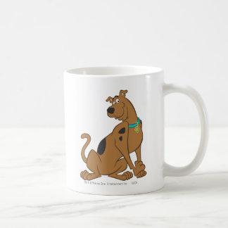 Scooby Doo Cuter Than Cute Pose 12 Classic White Coffee Mug