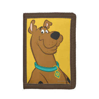 Scooby Doo Cuter Than Cute Pose 15 Trifold Wallets