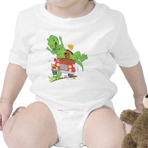 Scooby Doo Dinosaur Attack1 Baby Creeper