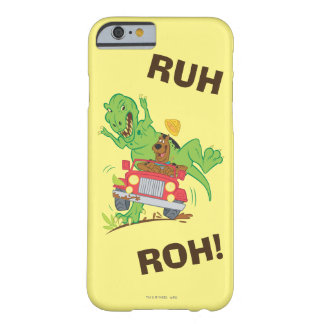 Scooby Doo Dinosaur Attack1 Barely There iPhone 6 Case