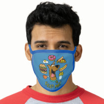 Scooby-Doo Feed Me! Face Mask