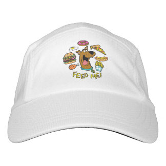 Scooby-Doo Feed Me! Headsweats Hat