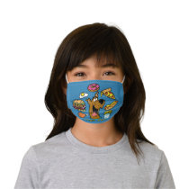 Scooby-Doo Feed Me! Kids' Cloth Face Mask