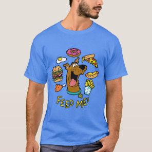 Scooby-Doo Feed Me! T-Shirt