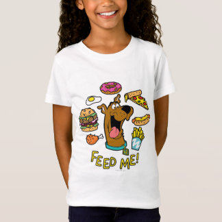 Scooby-Doo Feed Me! T-Shirt