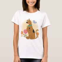 Scooby-Doo Following Butterfly T-Shirt