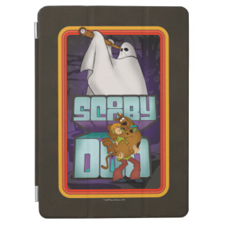 Scooby-Doo | Ghost Looking for Shaggy & Scooby iPad Air Cover