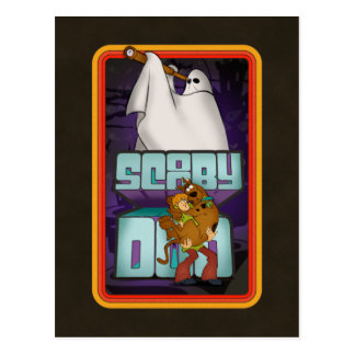 Scooby-Doo | Ghost Looking for Shaggy & Scooby Postcard