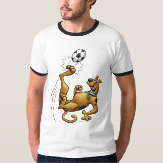 Scooby Doo Goal Sports Airbrush Pose 1 Tshirts