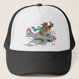 Scooby Doo Goal Transportation Pose 14 Trucker Hat