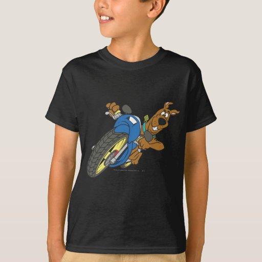 Scooby Doo Goal Transportation Pose 23 T-Shirt