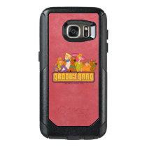 "Scooby-Doo   ""Groovy Gang"" Retro Cartoon Graphic OtterBox Samsung Galaxy S7 Case"