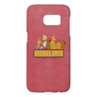 "Scooby-Doo | ""Groovy Gang"" Retro Cartoon Graphic Samsung Galaxy S7 Case"