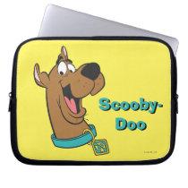 Scooby-Doo Happy Face Laptop Sleeve