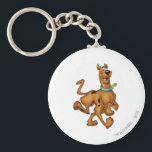 """Scooby-Doo Happy Walk Keychain<br><div class=""""desc"""">Scooby Doo Character Art</div>"""