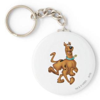 Scooby-Doo Happy Walk Keychain