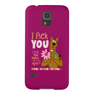 Scooby Doo - I Pick You Galaxy S5 Case