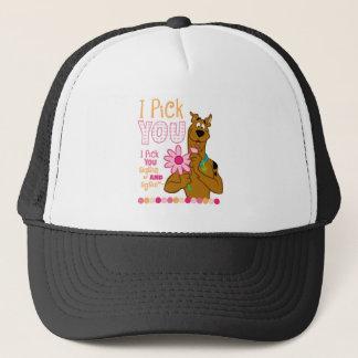 Scooby Doo - I Pick You Trucker Hat