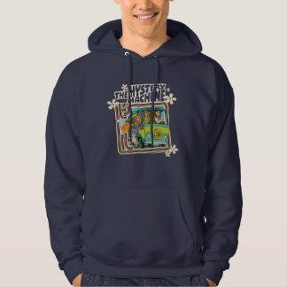 "Scooby-Doo | ""It's Lit"" Mystery Machine Graphic Hoodie"