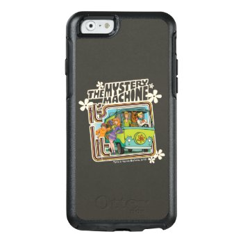 """Scooby-doo   """"it's Lit"""" Mystery Machine Graphic Otterbox Iphone 6/6s Case by scoobydoo at Zazzle"""