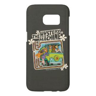 "Scooby-Doo | ""It's Lit"" Mystery Machine Graphic Samsung Galaxy S7 Case"