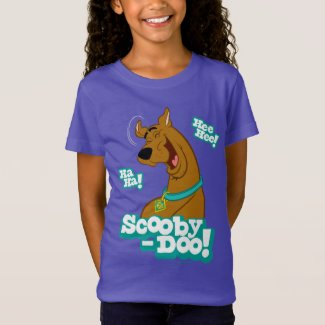 Scooby-Doo Laughing T-Shirt