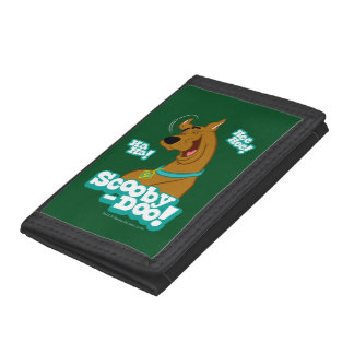 Scooby-Doo Laughing Trifold Wallet
