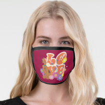 """Scooby-Doo """"Love"""" Face Mask"""