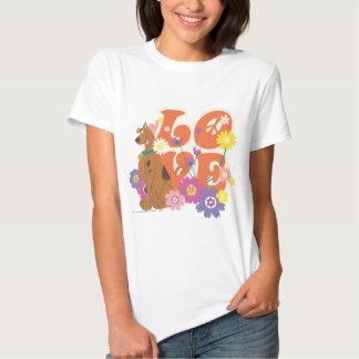 "Scooby Doo ""Love"" T Shirt"