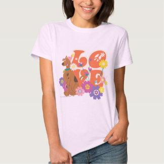 "Scooby Doo ""Love"" T Shirts"