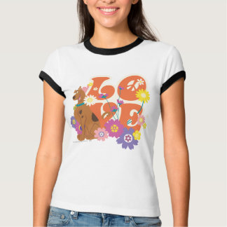 "Scooby Doo ""Love"" Tee Shirt"