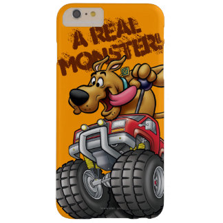 Scooby Doo Monster Truck1 Barely There iPhone 6 Plus Case