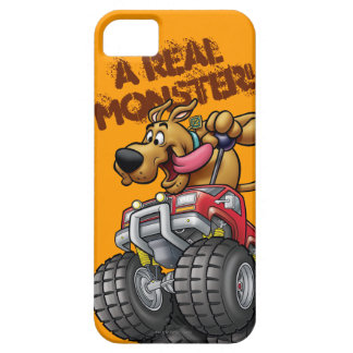 Scooby Doo Monster Truck1 iPhone SE/5/5s Case