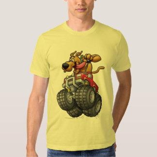 Scooby Doo Monster Truck1 Shirt