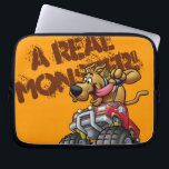"Scooby Doo-Monster Truck Laptop Sleeve<br><div class=""desc"">Scooby Doo Goal Collection</div>"