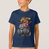 Scooby Doo-Monster Truck T-Shirt