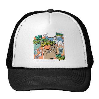 "Scooby Doo ""My Scooby Snacks""2 Trucker Hat"