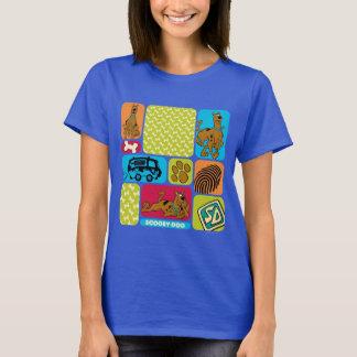 Scooby-Doo Mystery Pattern T-Shirt