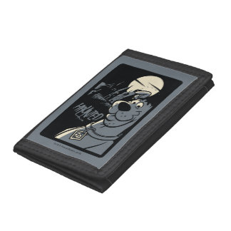 Scooby-Doo Noir Haunted Mansion Graphic Trifold Wallet