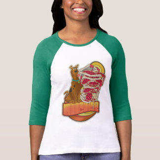 "Scooby-Doo | Pile of Pizza ""Munchies"" Graphic T-Shirt"
