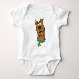 Scooby Doo Pose 14 Baby Bodysuit
