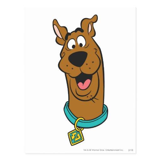 Scooby Doo Pose 14 Postcard