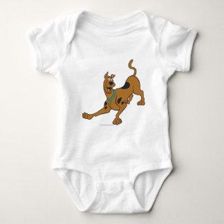Scooby Doo Pose 39 Baby Bodysuit